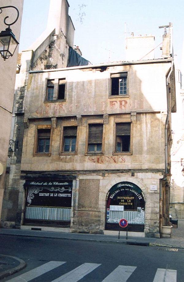 Dijon - Maison à Pan de Bois (21) [2]