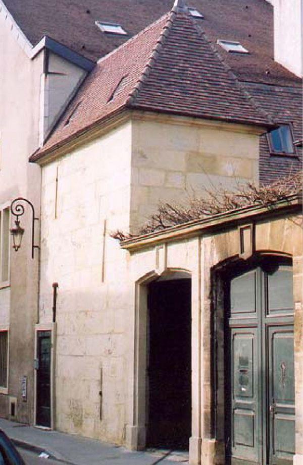 Dijon - Hôtel de Samerey (21) [6]