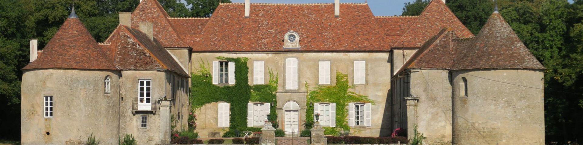Lacour d'Arcenay - Château (21)
