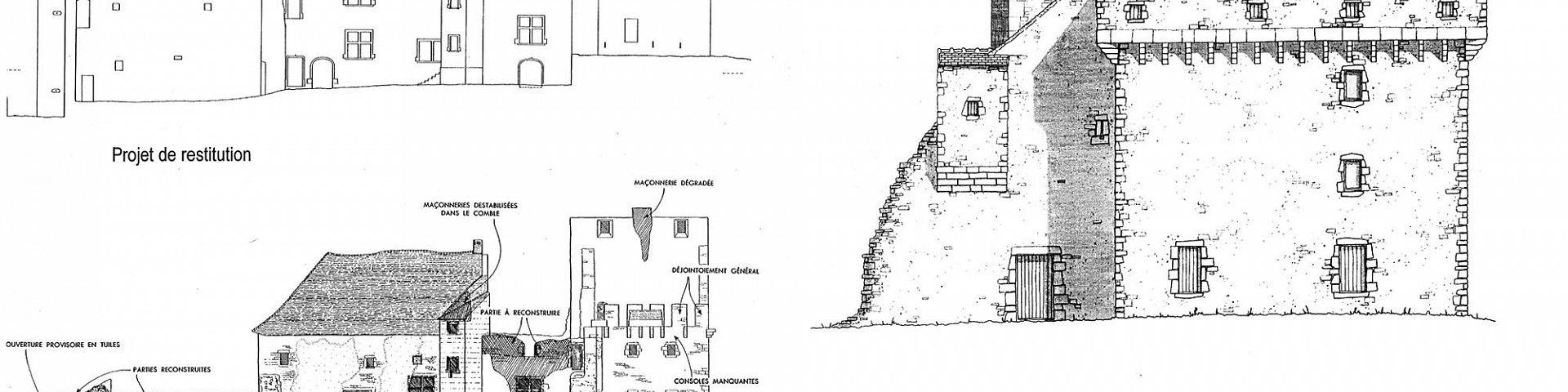 Vallerois - Chateau (70)