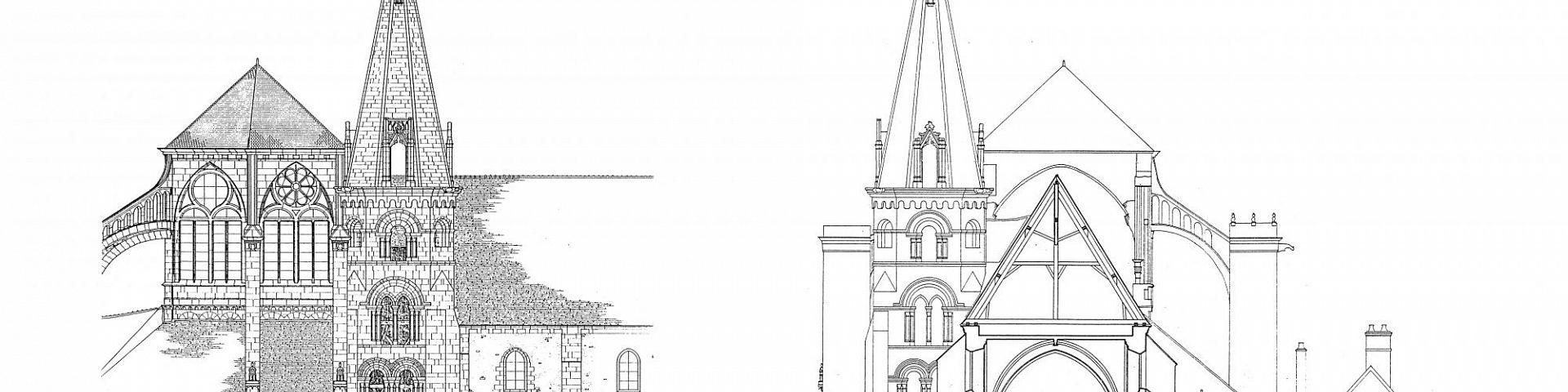 Auxerre - Eglise St-Eusebe (89)