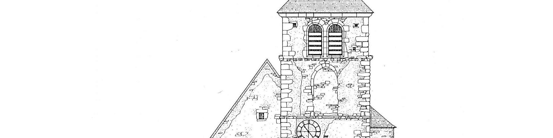 Argenteuil sur Armançon - Eglise (89)