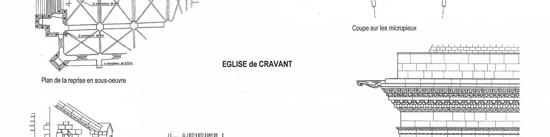 Cravant - Eglise (89)