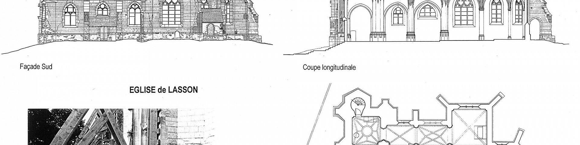 Lasson - Eglise (89)