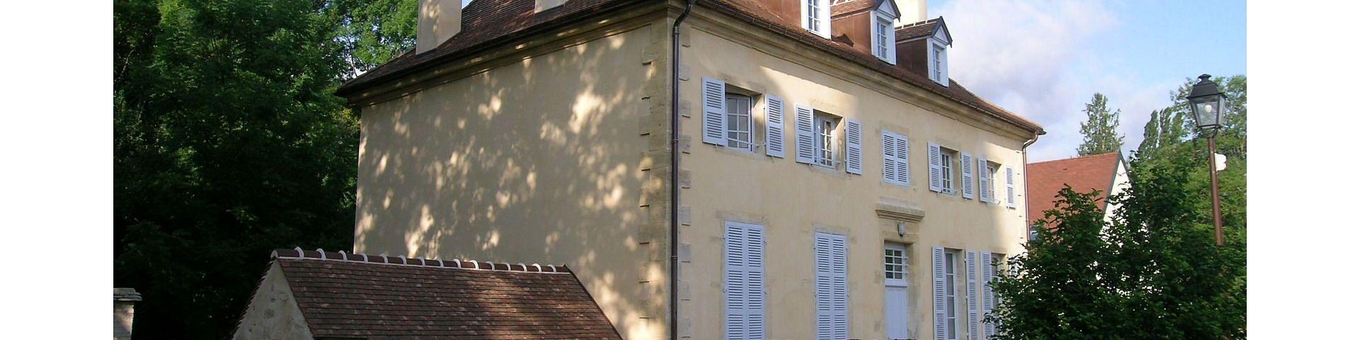 Gilly-les-Citeaux - Presbytere (21)