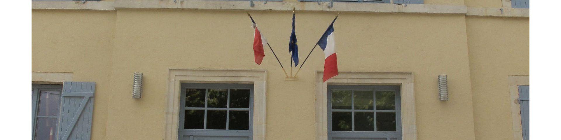 Mavilly-Mandelot - Mairie (21)