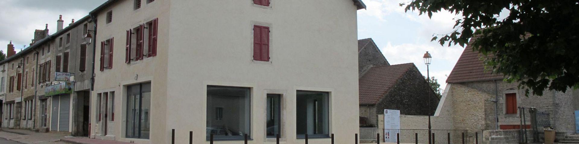 Sombernon - Bâtiment communal (21)