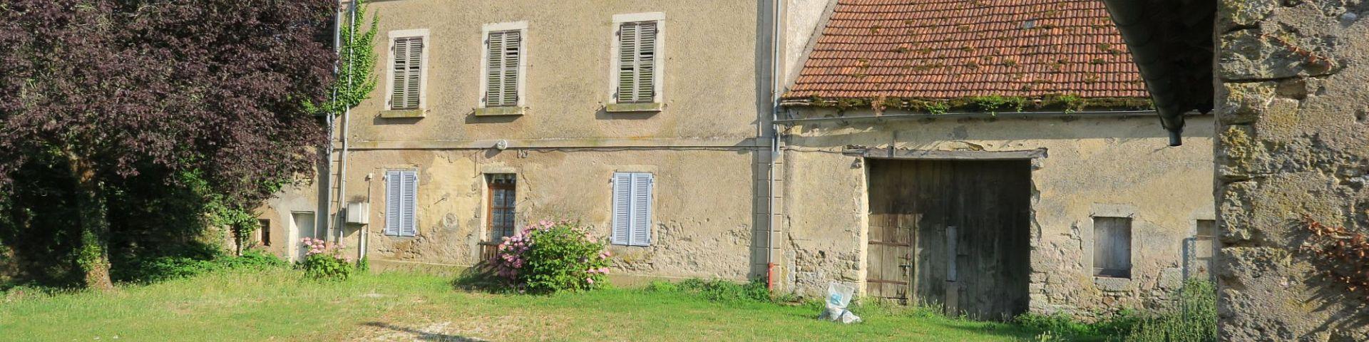 Lacour-d'Arcenay - Presbytère (21)