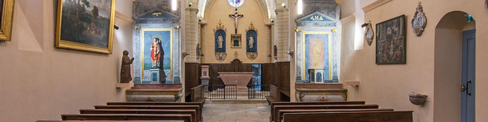 Saint-Philibert - Eglise St-Philibert (21)