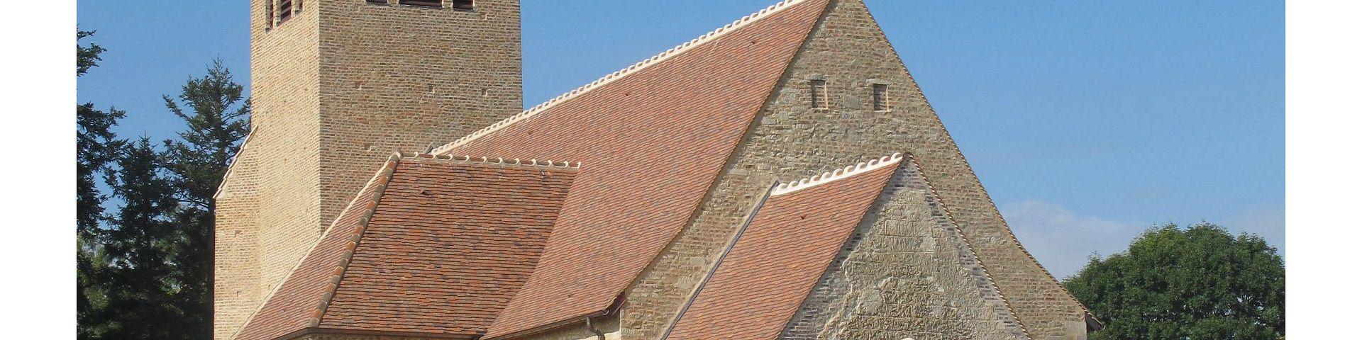 Neublans-Abergement - Eglise St-Etienne (39)