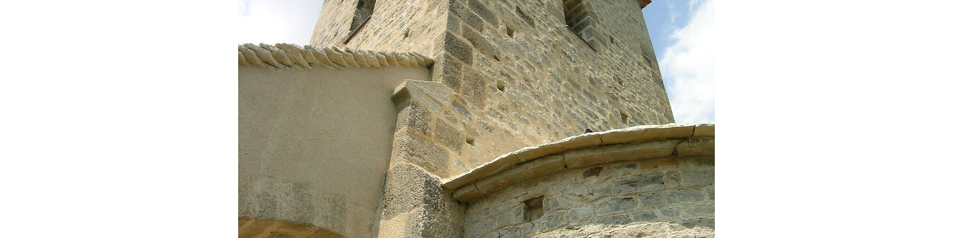 Burzy - Eglise Ste-Foy (71)