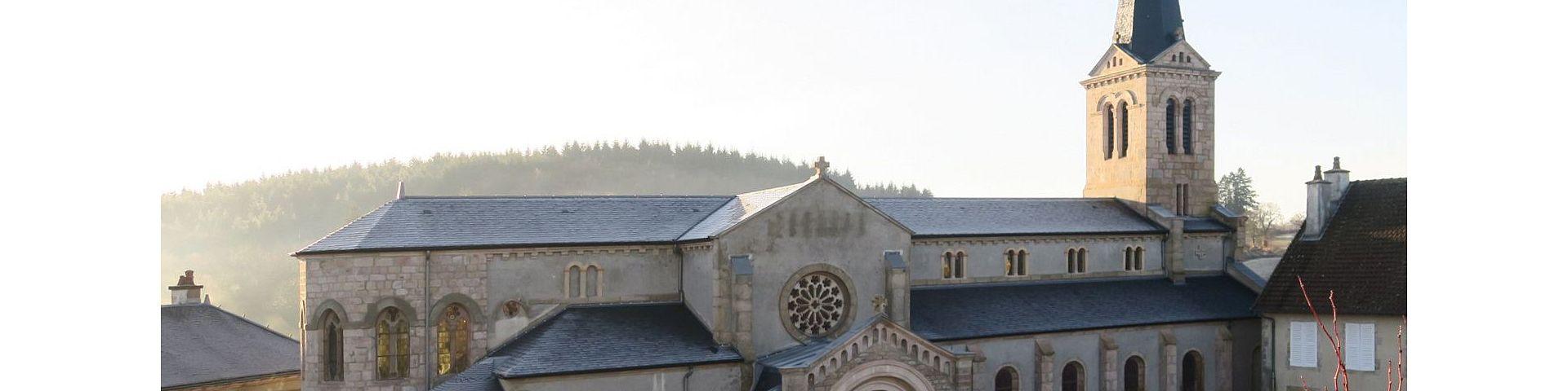Saint-Léger-sous-Beuvray - Eglise St-Léger (71)