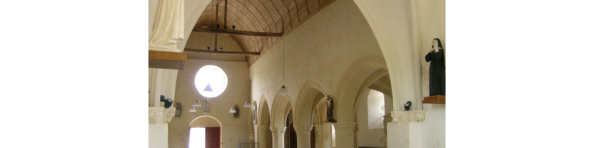 Asnois - Eglise Saint-Loup (58)