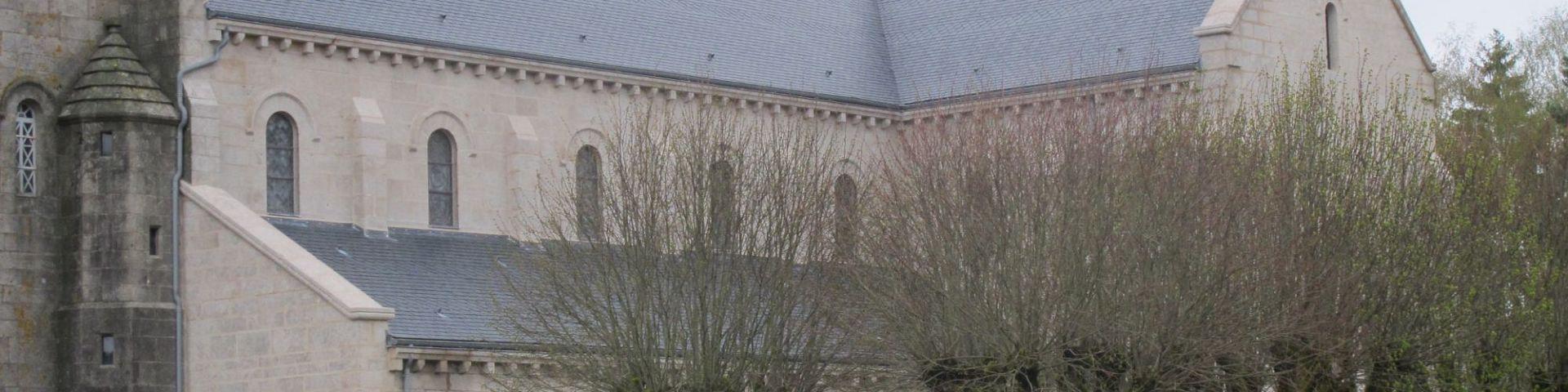 Dun-les-Places - Eglise Sainte Amélie (58)