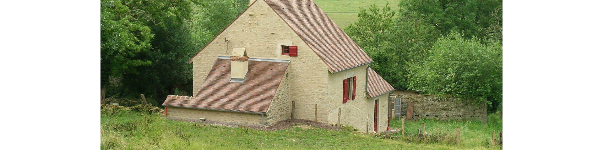 Chaudenay-le-Chateau - Maison (21)