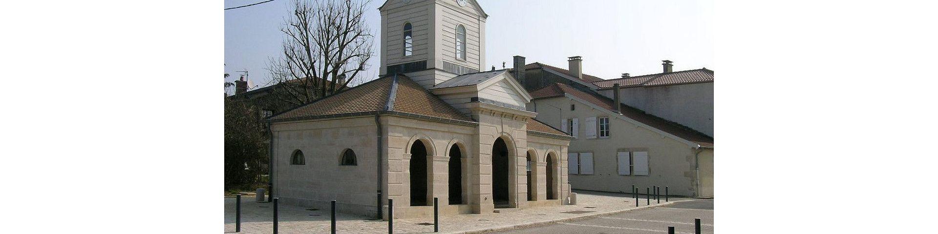 Echenay - Lavoir (Tour-horloge) (52)