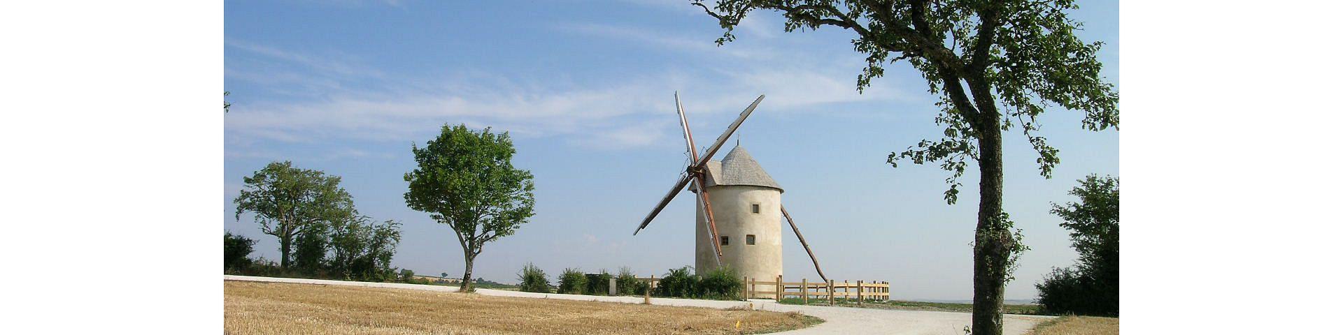 Bouhy - Moulin-à-vent (58)