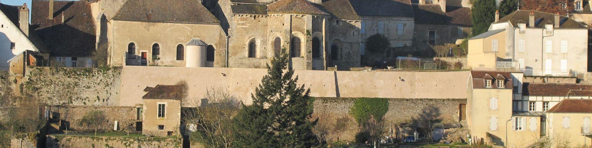Avallon - Rempart de la Ville (89)
