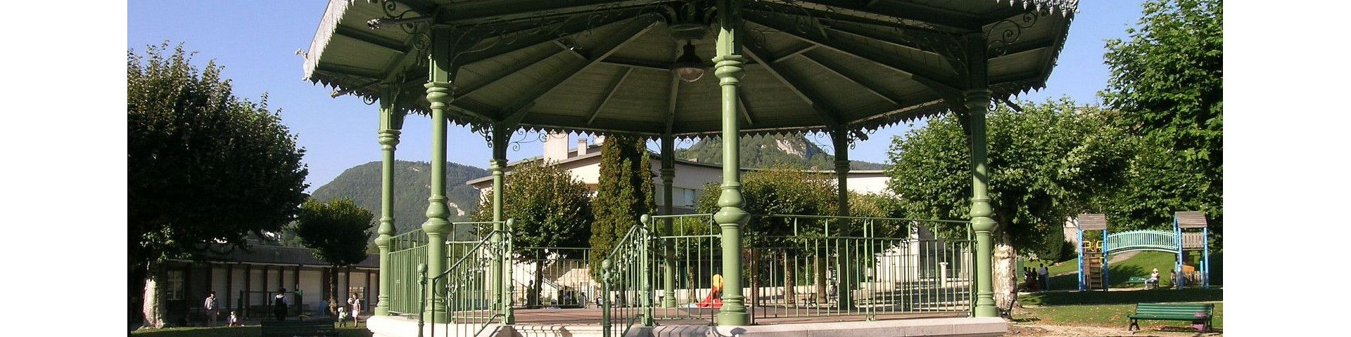 Saint-Claude - Kiosque du square (39)