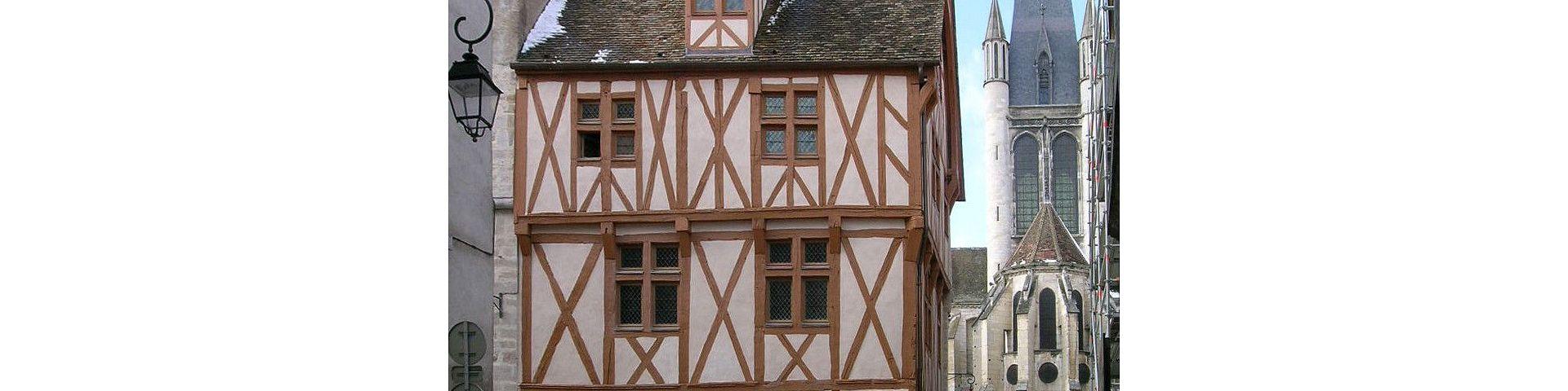 Dijon - Maison à Pan de Bois (21)