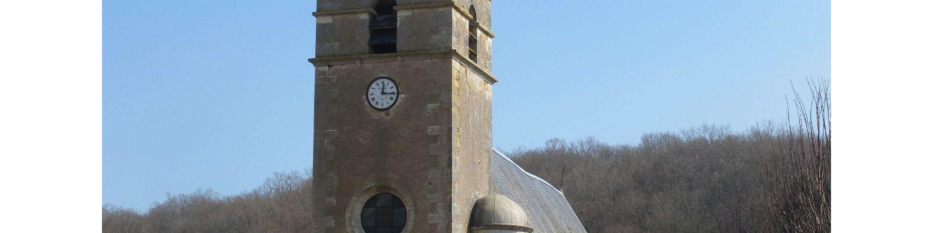 Ouagne - Eglise St-Gervais et St-Protais (58)