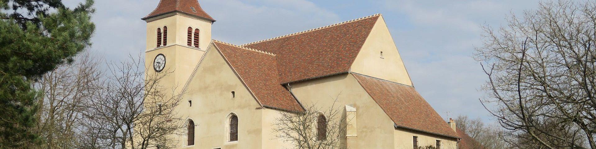 Santans - Eglise (39)