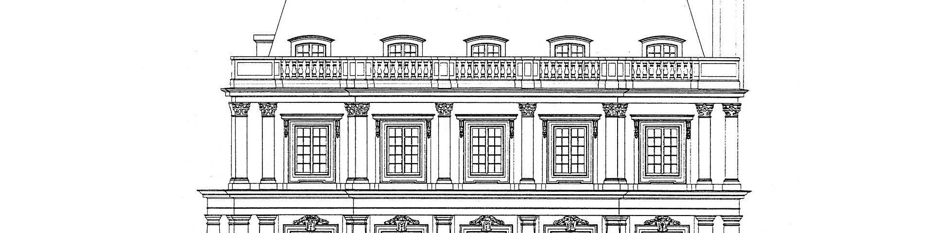 Fontainebleau - Palais impérial (77)