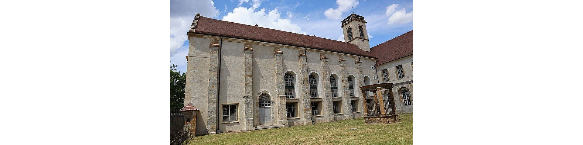 Corbigny - Abbaye St-Léonard (58)