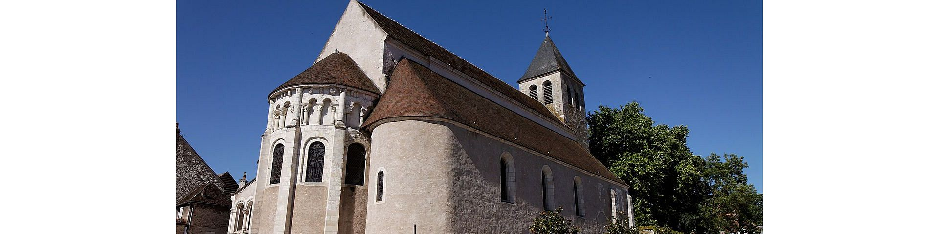 Cosne-sur-Loire - Eglise St-Aignan (58)