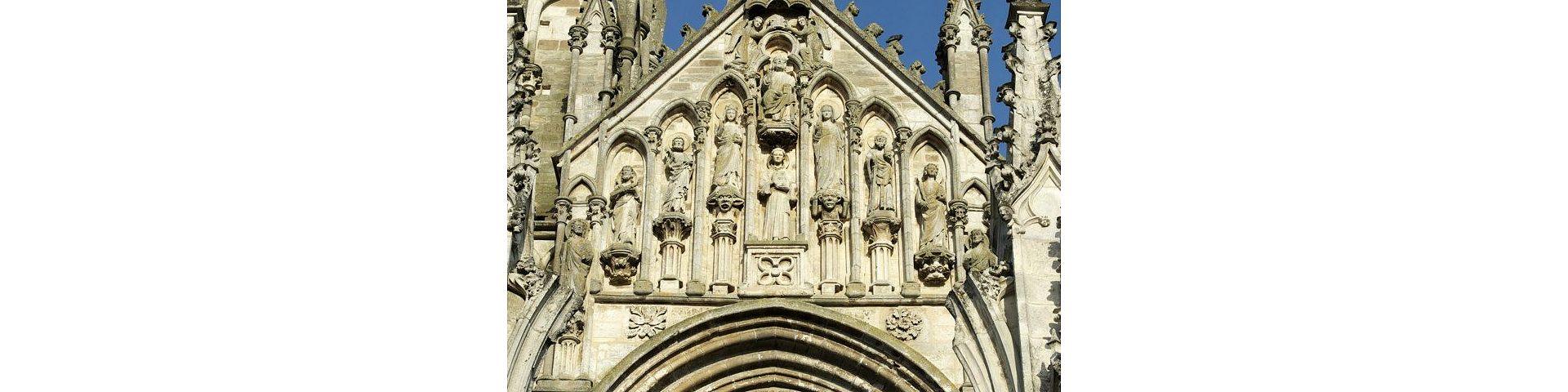 St-Père-sous-Vézelay - Eglise (89)