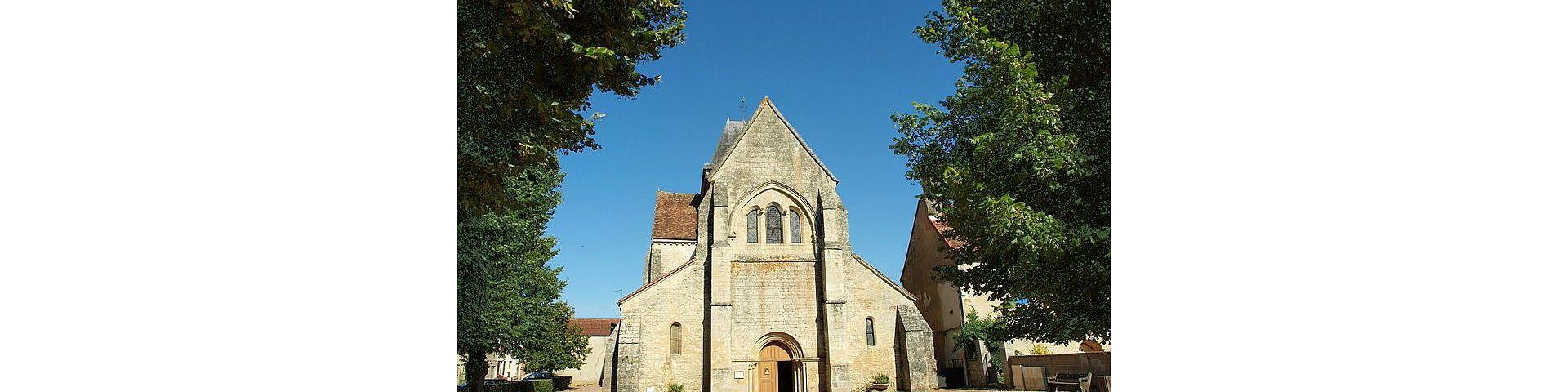 St-Vérain - Eglise (58)