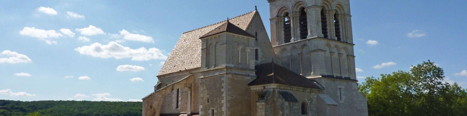 Prégilbert - Eglise (89)