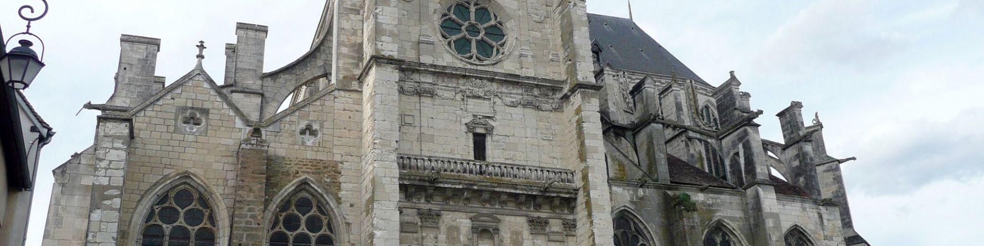 Saint-Florentin - Eglise (89)