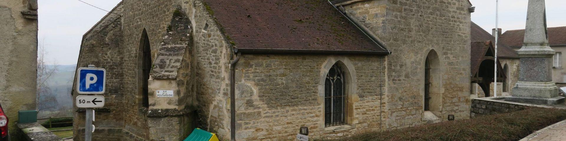 Sombernon - Eglise de la Nativité (21)