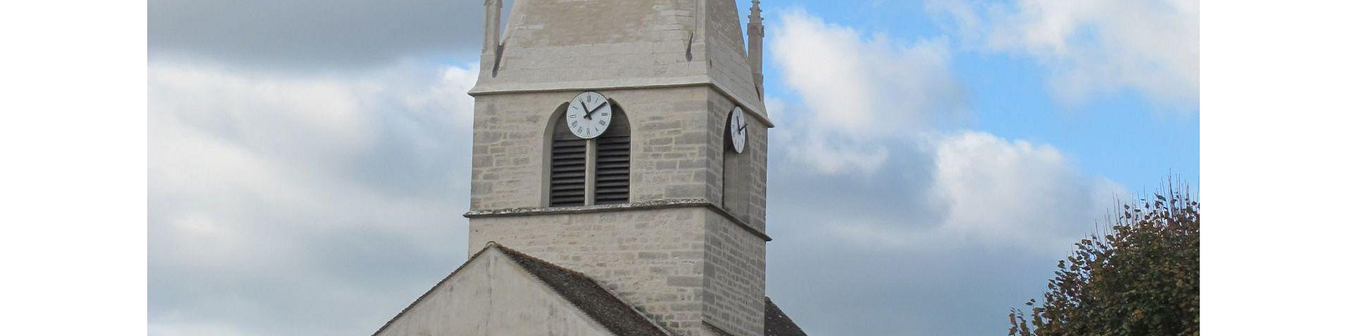 Auxey-Duresses - Eglise St-Martin (21)