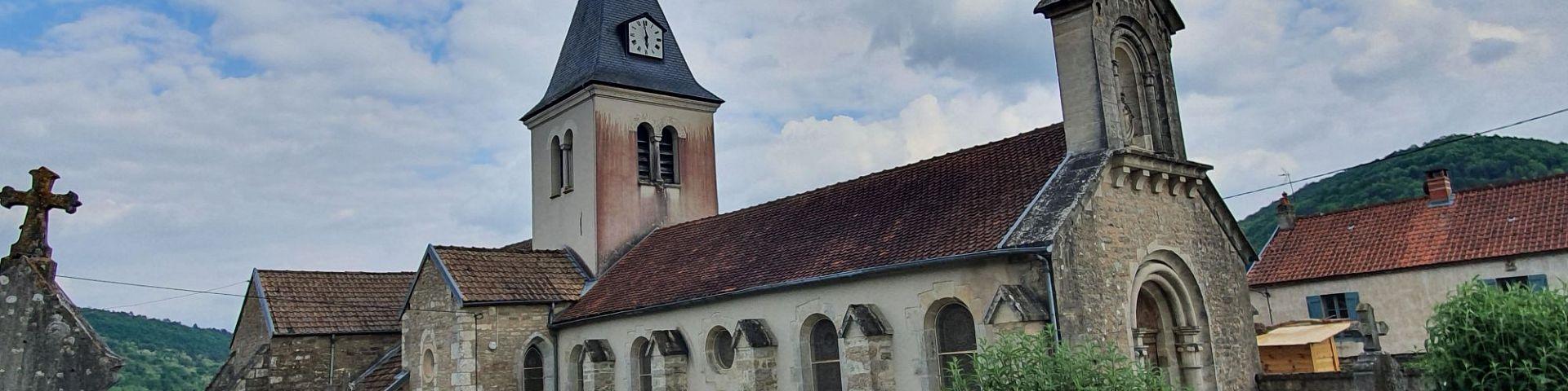 Remilly-en-Montagne - Eglise St-Pierre-és-Liens (21)