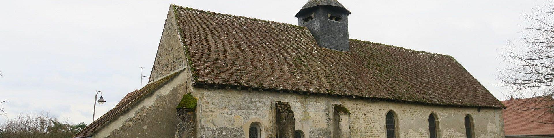 Epiry - Eglise Saint-Denis (58)
