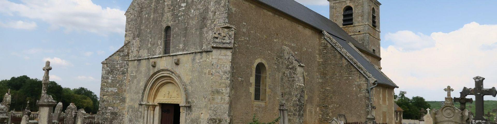 St-Germain-des-Bois - Eglise Saint-Germain (58)