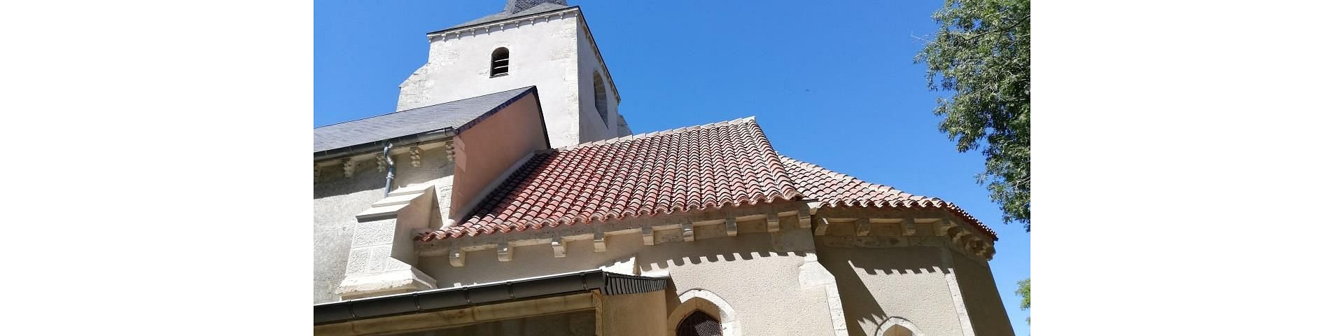 Authiou - Eglise St-Sulpice (58)
