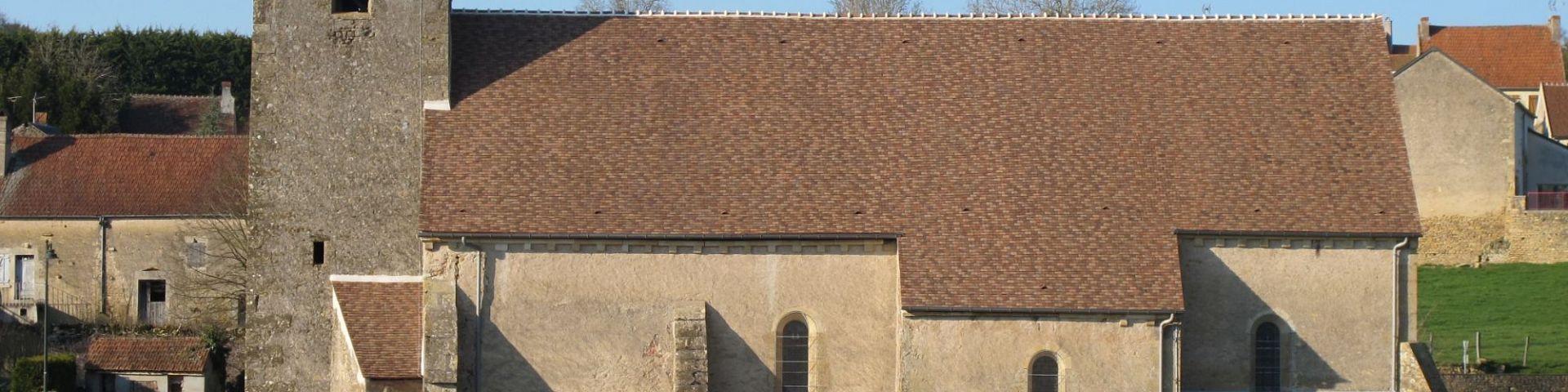 Teigny - Eglise Saint-Nazaire et St-Celse (58)