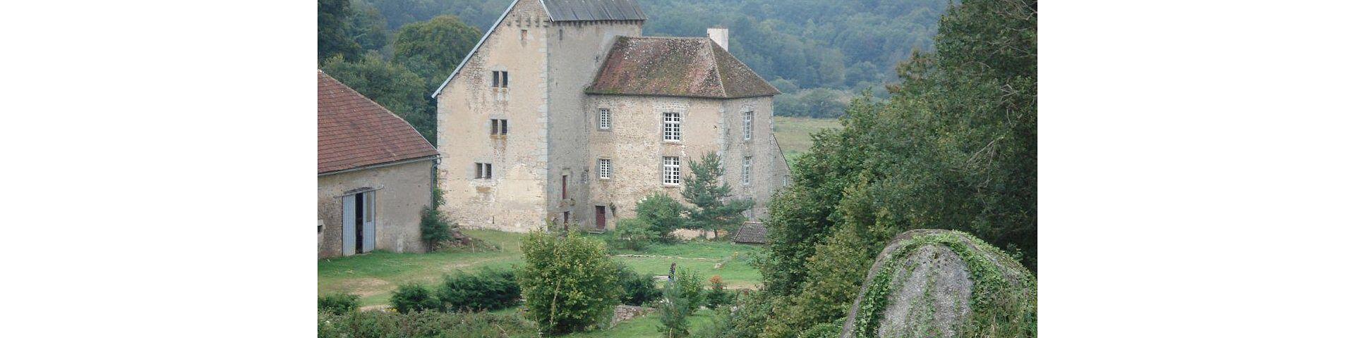St-Martin-de-la-Mer - Château de Conforgien (21)