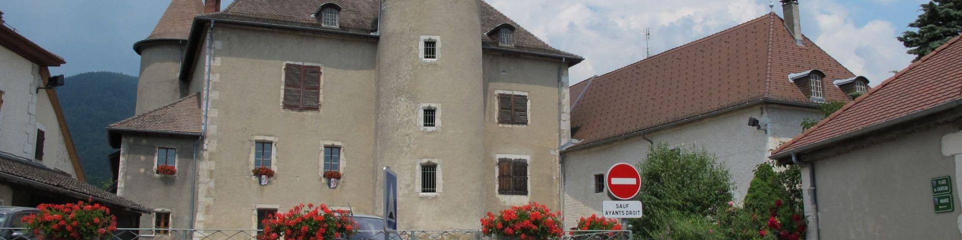 Vesancy - Château (01)